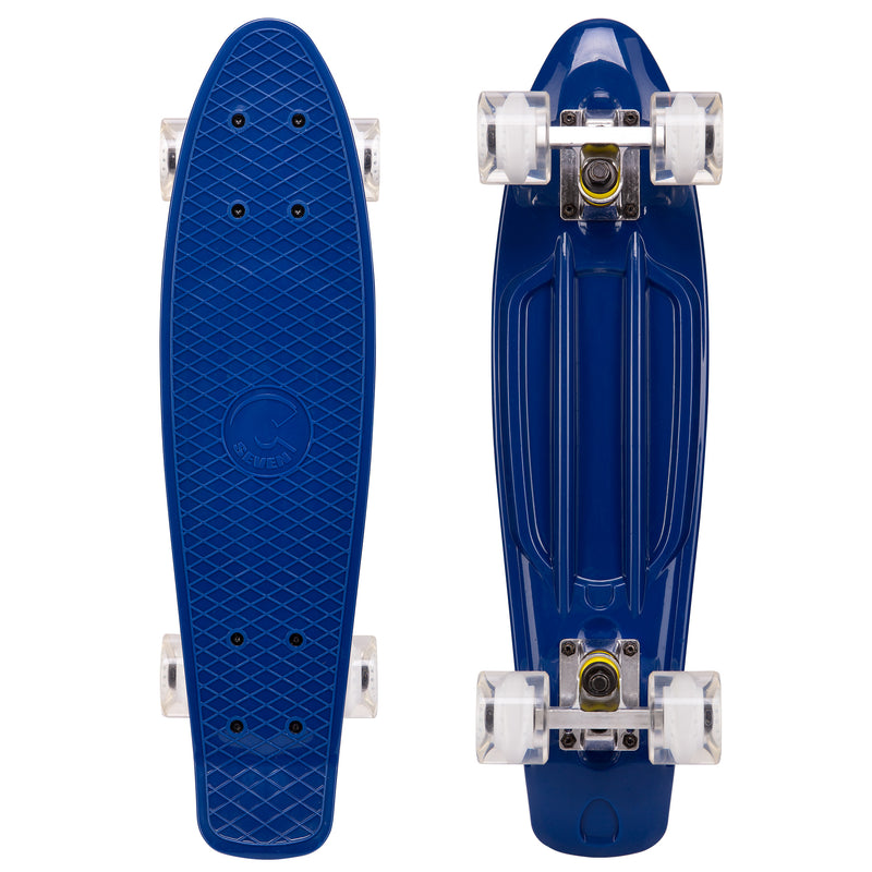 Cal 7 22-Inch Mini Cruiser | Midnight