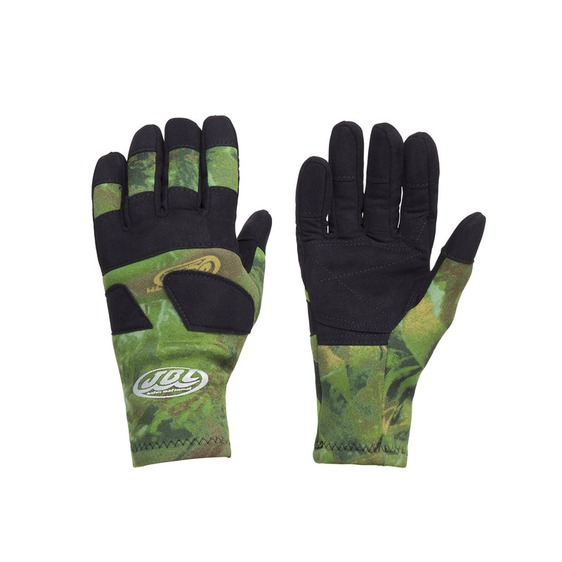 JBL 2mm Neoprene Spearfishing Gloves with Amara Palm, Camouflage