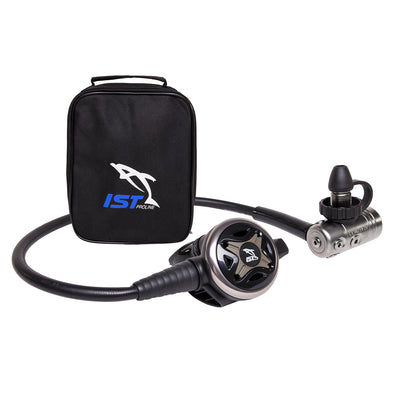 IST Premium Balanced Diaphragm DIN Style Antifreeze Regulator Bundle, 5 IP Ports