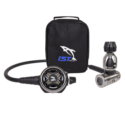 IST Premium Balanced Diaphragm Yoke Style Antifreeze Regulator Bundle