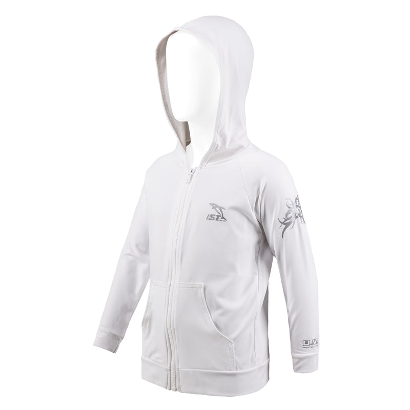 IST Youth UV Rash Guard Hooded jacket