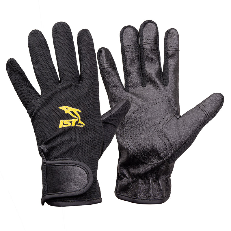 Tropical Mesh Gloves w/Synthetic Leather Palm
