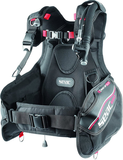 SEAC Ego Scuba Diving BCD