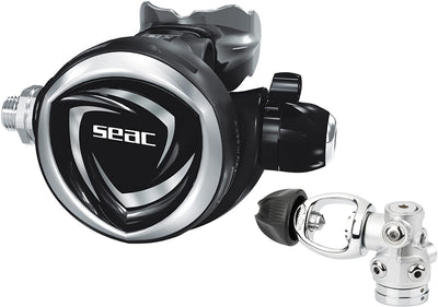 SEAC DX200 Ice Scuba Diving INT/Yoke Regulator