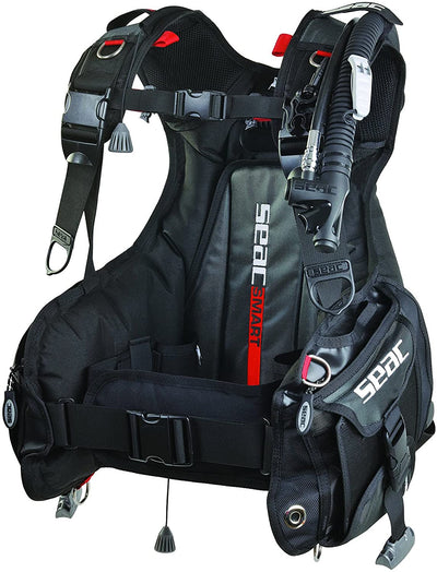 SEAC Smart Buoyancy Compensator