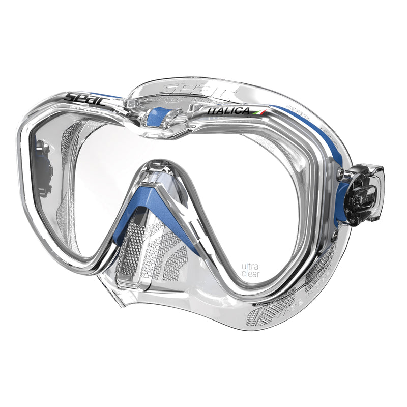 SEAC Italica Single-Lens Dive Mask