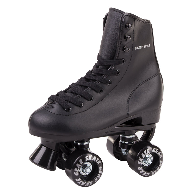 Cal 7 Speedy All-Purpose Indoor Outdoor Roller Skate Soft Leather