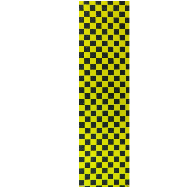 Cal 7 Color Checkerboard Skateboard Griptape
