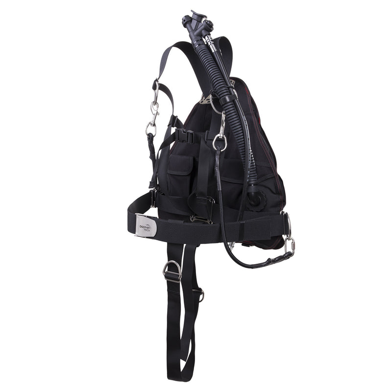 IST Single Mount Bladder Modular Diving Rig with 21lbs of Lift