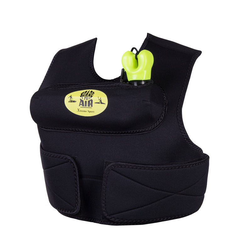Spare Air® Refillable Emergency Air Supply with Easy Access Vest
