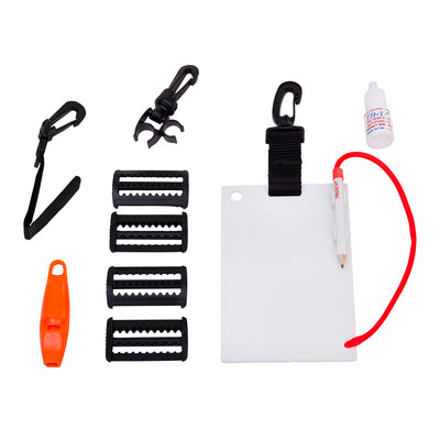 Trident 9 Piece Basic Student Diver Accessory Kit