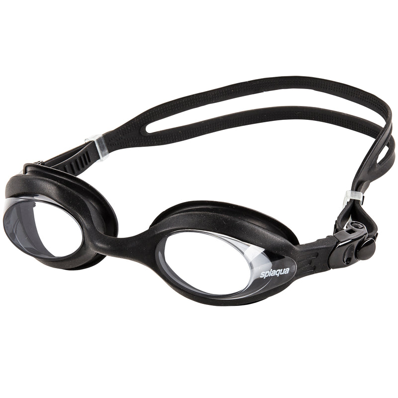 Splaqua Clear Lens Optical Correction Swim Goggles