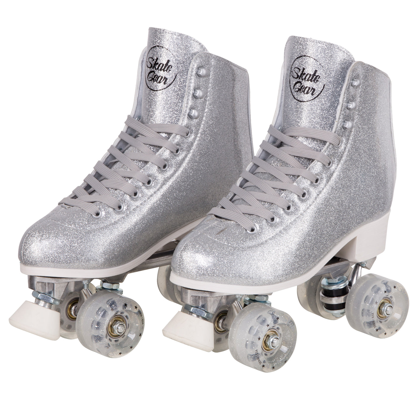 Retro Fashion High Top Design in Faux Leather for Indoor /& Outdoor Cal 7 Skate Gear Soft Boot Pink Roller Skate