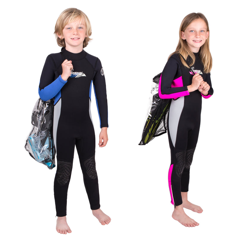 Seavenger Scout 3mm Child Wetsuit