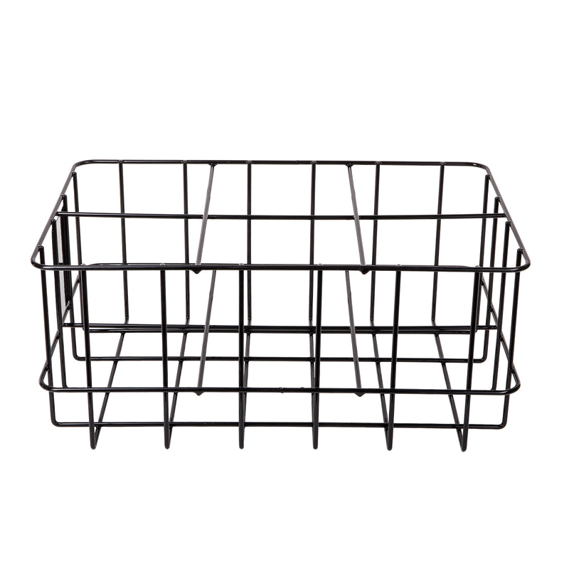 Trident Coated, Cushioned Wire Air Cylinder Rack for 6 Tanks