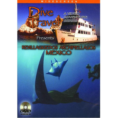 Dive Travel Dvd Revillagigedos Archiipellagos