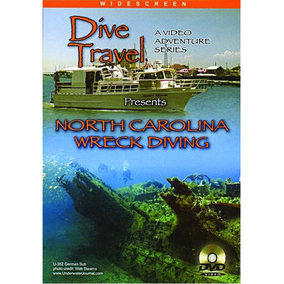 Dive Travel Dvd No Carolina Wreck Diving