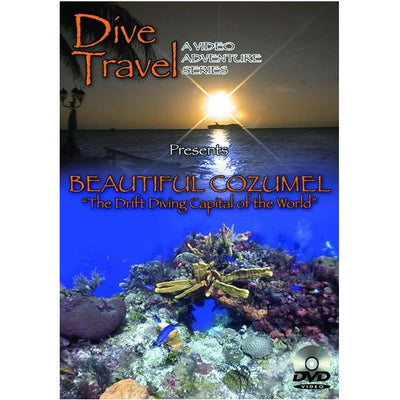 Dive Travel Cozumel Drift Dvd
