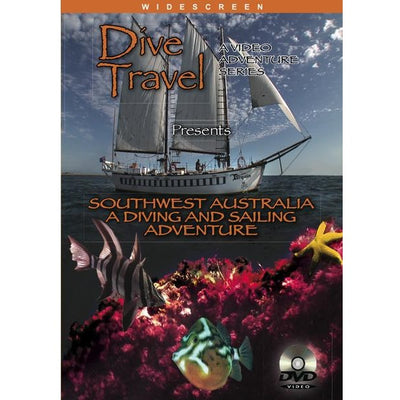 Dive Travel Dvd S/W Australia