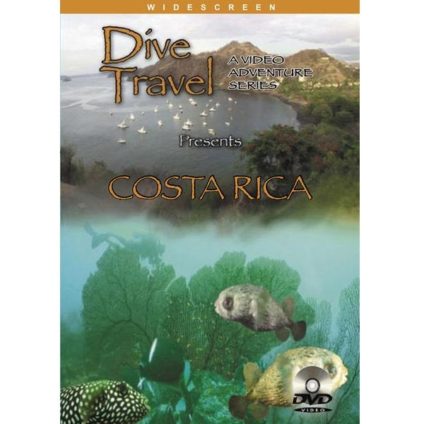 Dive Travel Dvd Costa Rica