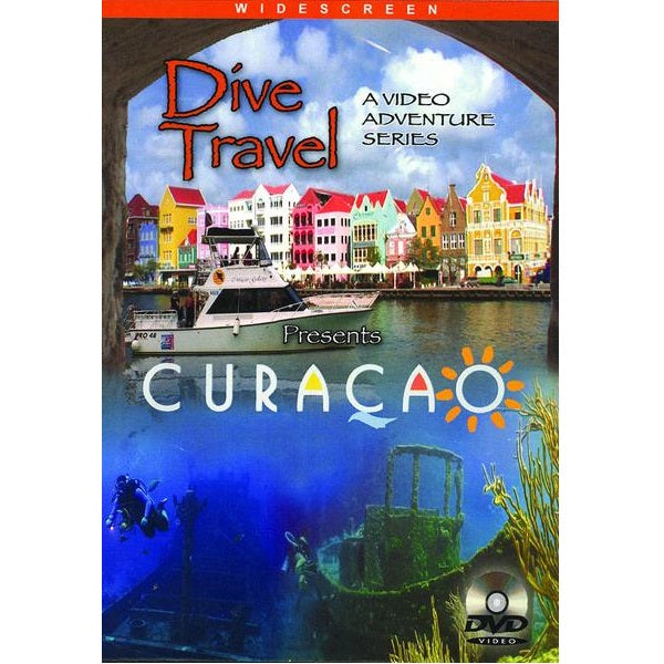 Dive Travel Dvd Curacao