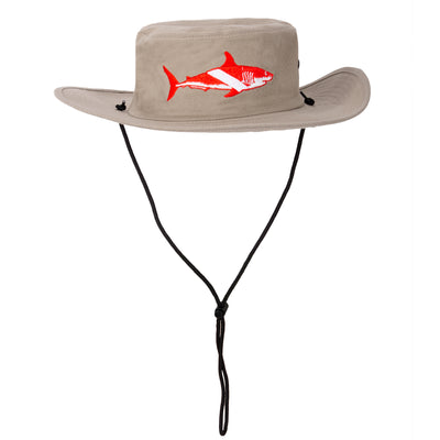 Australian Outback Hat | Dive Flag Shark