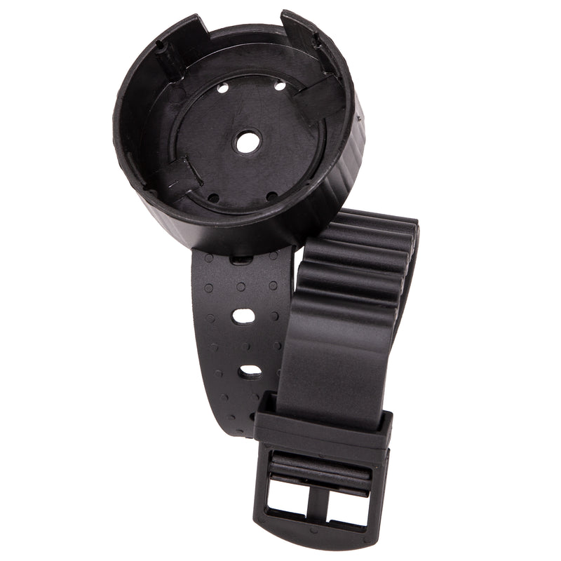 Trident Oceanic Style Compass Module Holder, Wrist Strap – Holder Only
