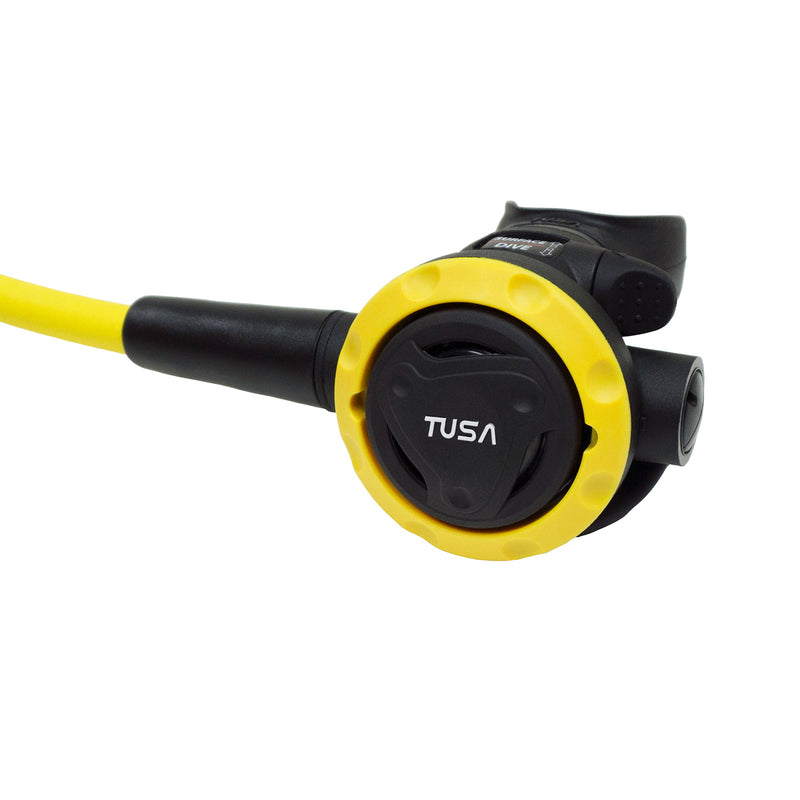 TUSA Lightweight, Compact Safe Second Backup Regulator, Octopus