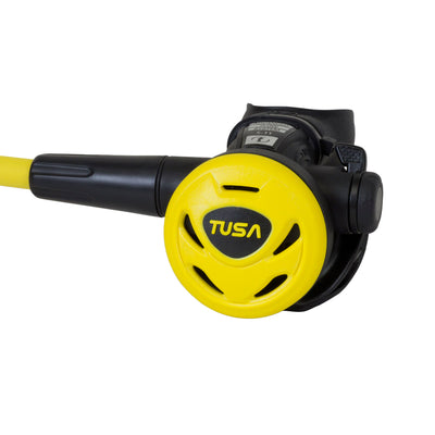 TUSA Lightweight Advanced Flow System Safe Second Backup Regulator, Octopus