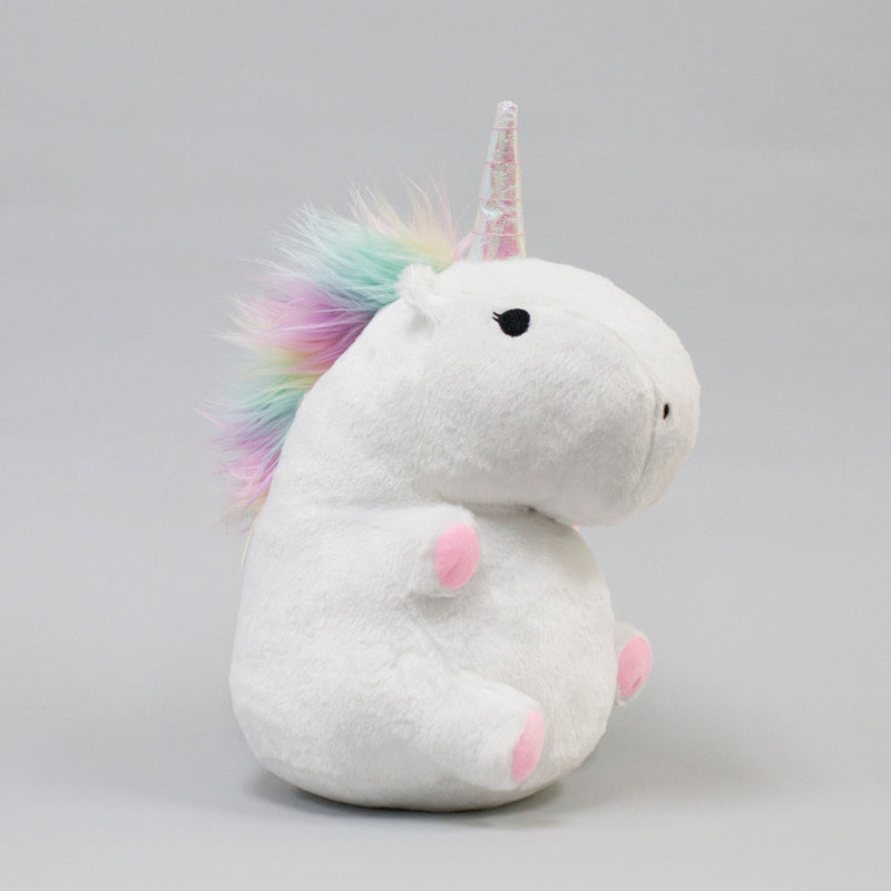 SMOKO Large, Wireless Color Changing LED Light Up Plush Unicorn Pillow