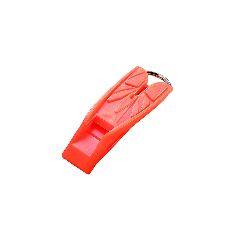 IST Split Fin Shaped Diver Safety Whistle