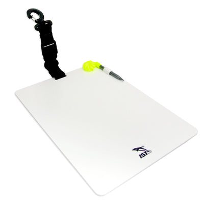 glow-in-the-dark underwater writing slate