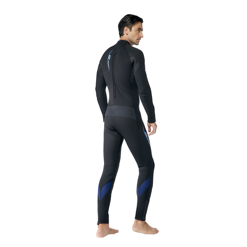IST WS80 3mm Premium Diving Jumpsuit with Super-Stretch Panels