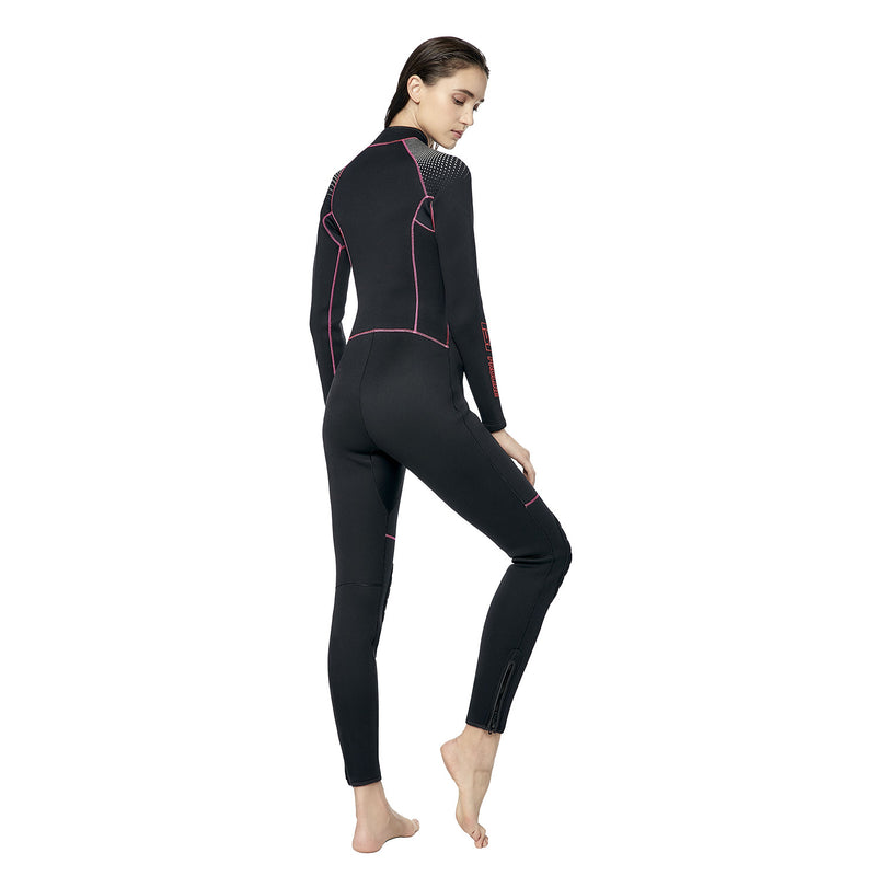 IST Reversible Rental 3mm Warm Water Jumpsuit with Super-Stretch Panels - Women