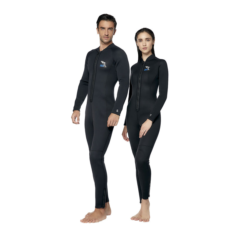 IST Reversible Rental 3mm Warm Water Jumpsuit with Super-Stretch Panels