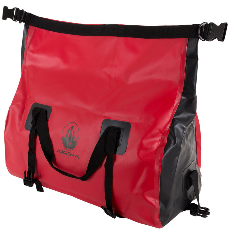 Akona Large Dry Bag Duffel with Roll Top and Compression Straps