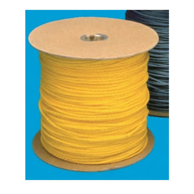 Polypro 1/8 Inch Line 1000 FT per Roll Yellow Only