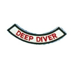 Deep Diver Chevron Patch