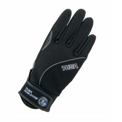 TUSA Tropical Water Gloves with Padded Amara Leather Palm