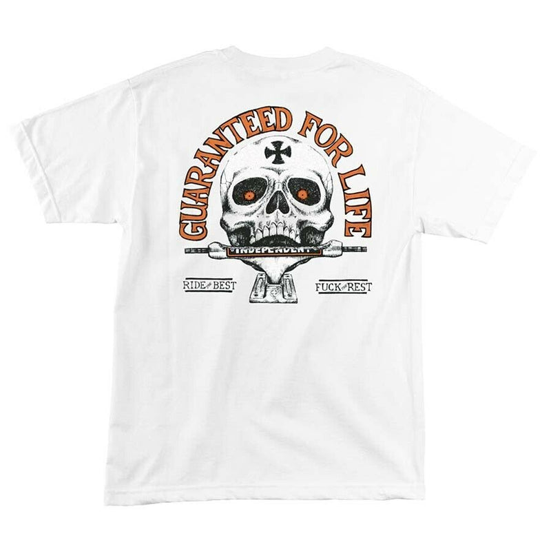 Independent Men's Guaranteed for Life Short Sleeve T-Shirt
