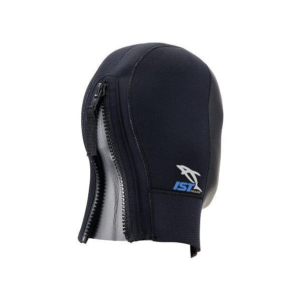 IST Proline 5mm Super Stretch Neoprene Dive Hood with Zip Back