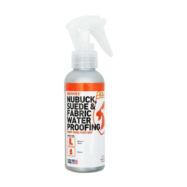 Gear Aid® ReviveX® Nubuck and Suede Water Repellant Spray