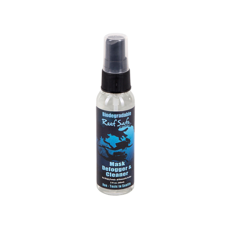 Reef Safe Biodegradable pH Balanced Mask Defogger and Cleaner