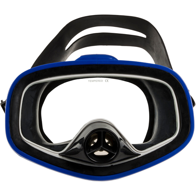 IST Aquila Traditional Single Lens Mask With Nose Purge