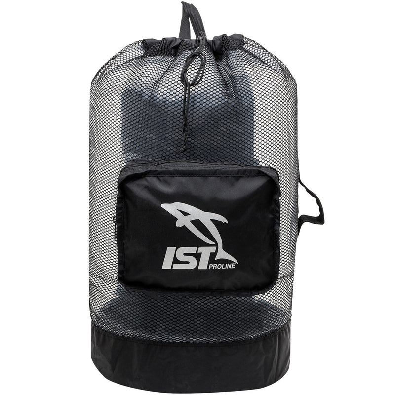 IST MGB10 Large, Quick Dry Collapsible Mesh Backpack for Watersports