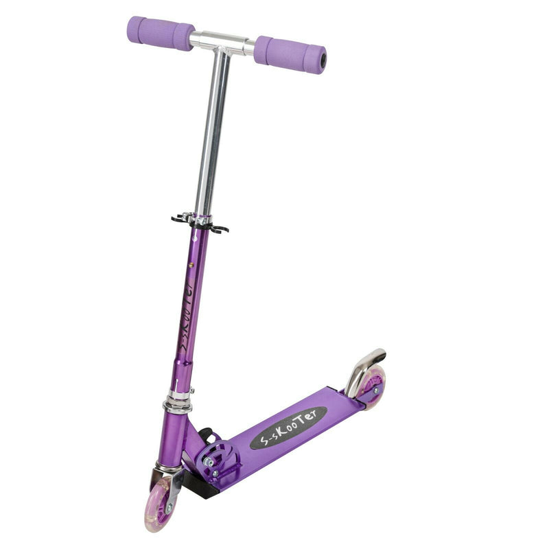 Skategear Foldable Kick Scooter for Boys and Girls