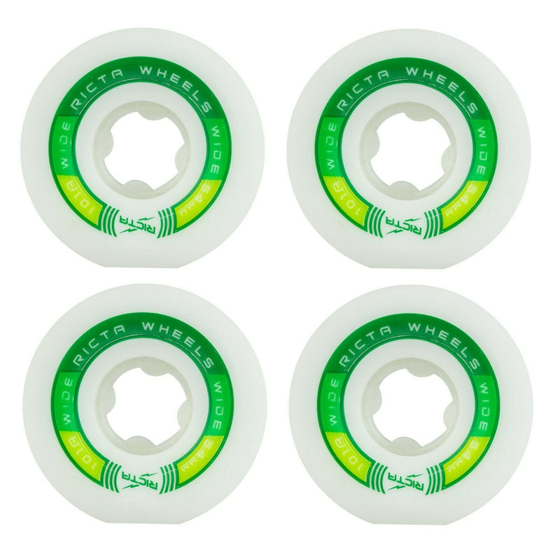 Ricta 54mm 101a Rapido Wide Skateboard Wheels