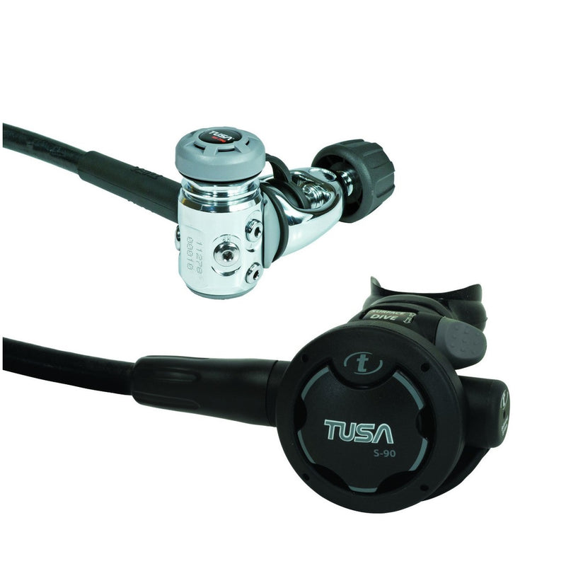 TUSA Sealed First Stage Yoke Style Cold Water Regulator