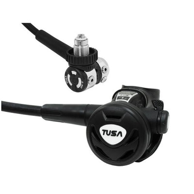 TUSA Lightweight, Balanced Piston DIN Style Regulator with AFS