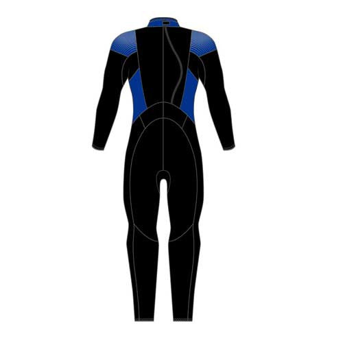 IST 2.5mm Warm Water Jumpsuit with Super-Stretch Panels